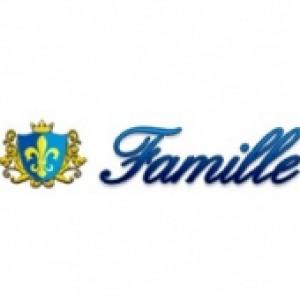 Постельное белье Famille