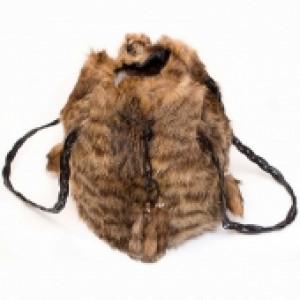 Женские сумки из меха