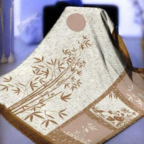 Бамбуковый плед Arya Raul бамбук 150x220
