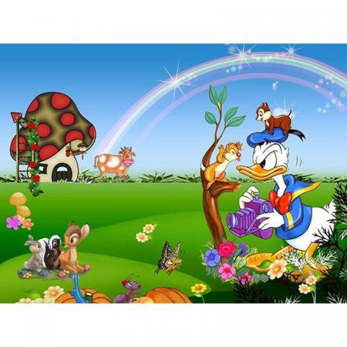 Коврик для ванной Megan Donald Duck полиэстер 100x140
