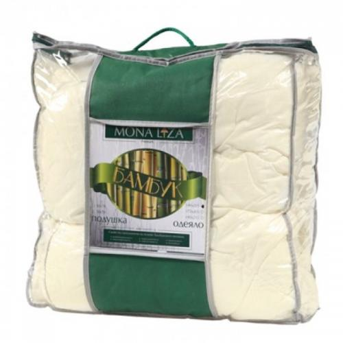 Одеяло Mona Liza Бамбук 172х205см всесезонное 200 г/м2