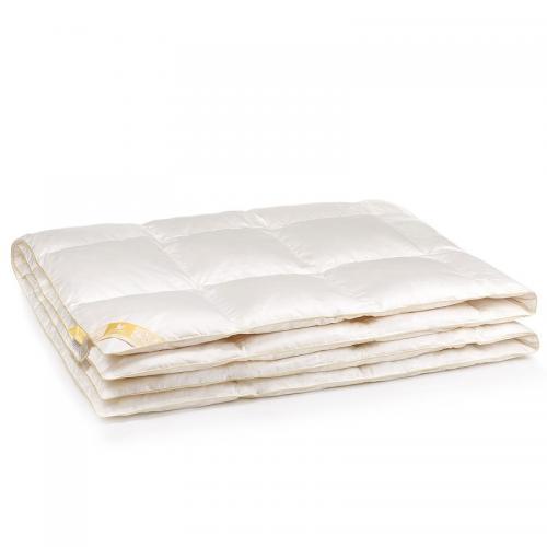 Одеяло пуховое кассетное Belashoff Богема 200x220см зимнее