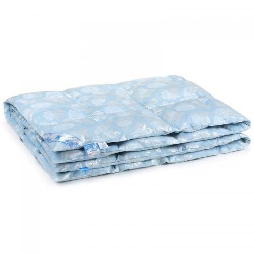 Одеяло пуховое кассетное Belashoff Прима 200x220см зимнее
