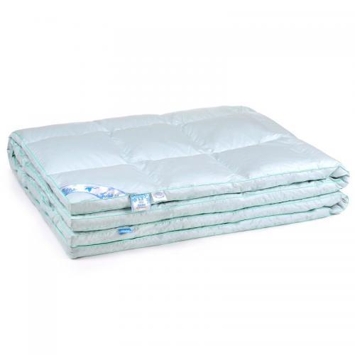 Одеяло пуховое кассетное Belashoff Шарм 140x205см зимнее