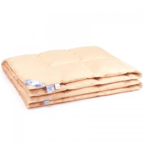 Одеяло пуховое кассетное Belashoff Соната 140x205см зимнее