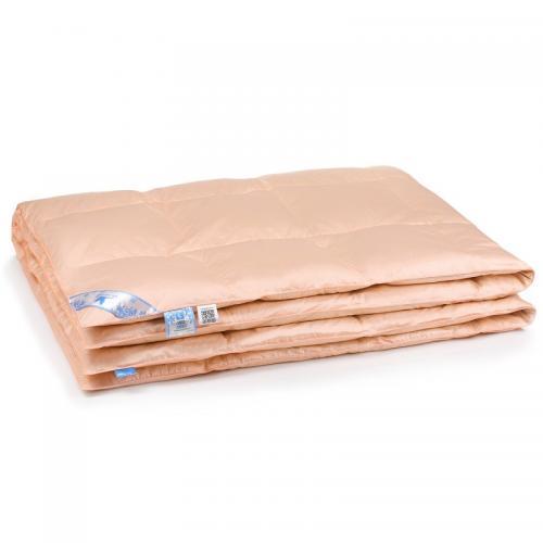 Одеяло пуховое кассетного типа Belashoff Люкс 172x205см зимнее