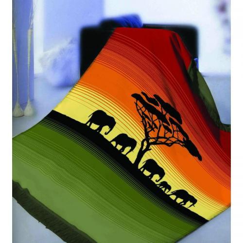 Плед Arya Elefante хлопок 180x220