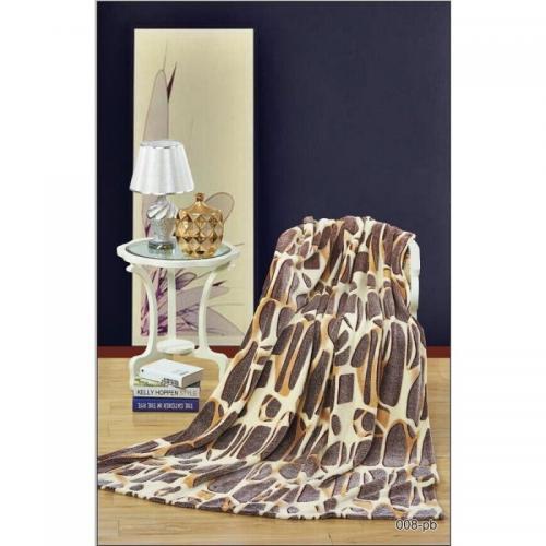 Плед Cleo PB-038 бамбук 150x200