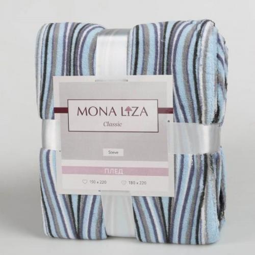 Плед Mona Liza Nordy 180х220см Wellsoft