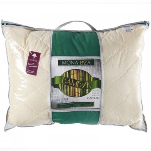 Подушка Mona Liza Бамбук 50х70см упругая