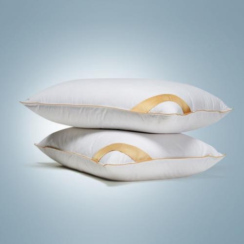 Подушка Penelope Gold пух-перо 50x70