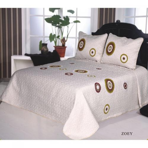Покрывало Arya Zoey полиэстер 250x260