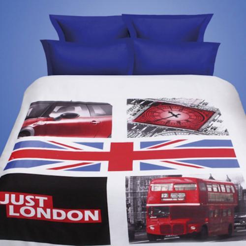 Постельное белье Mona Liza Britain евро нав(4)