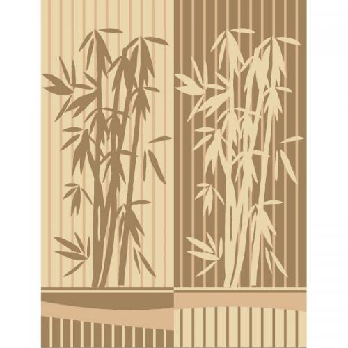Бамбуковый плед Arya Calvin бамбук 180x220