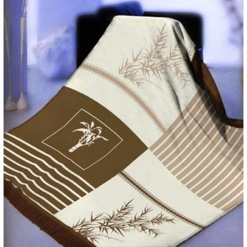 Бамбуковый плед Arya Pierre бамбук 200x220