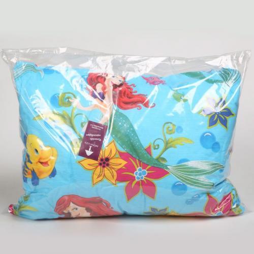 Детская подушка Disney Ариэль 50х70см средней жесткости