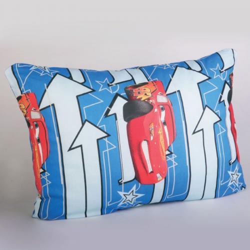 Детская подушка Disney Тачки 50х70см средней жесткости