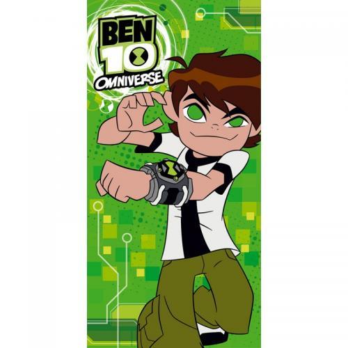 Детское полотенце Ben 10 (Бен 10) 70х140см