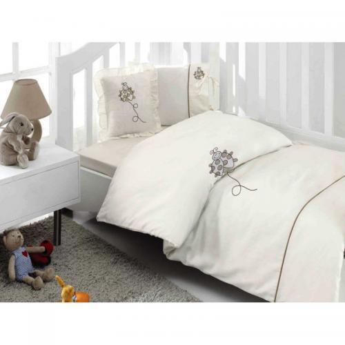Детское постельное белье Ecocotton Lady Bugs сатин нав(2)