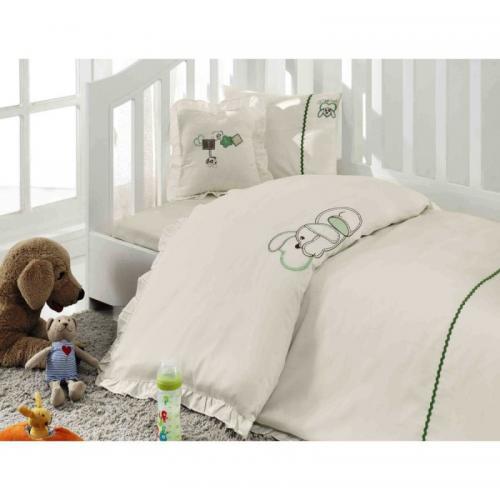 Детское постельное белье Ecocotton Liele сатин нав(2)