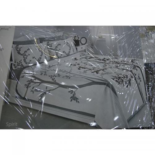 Комплект простыня с наволочкой Ozdilek Spirit ранфорс 170x250