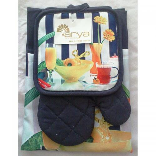 Кухонный набор Arya Beverage нейлон 3 предм.