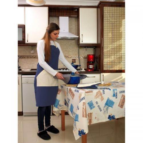 Кухонный набор BEYTUG Tropik 2 полиэстер 130x170