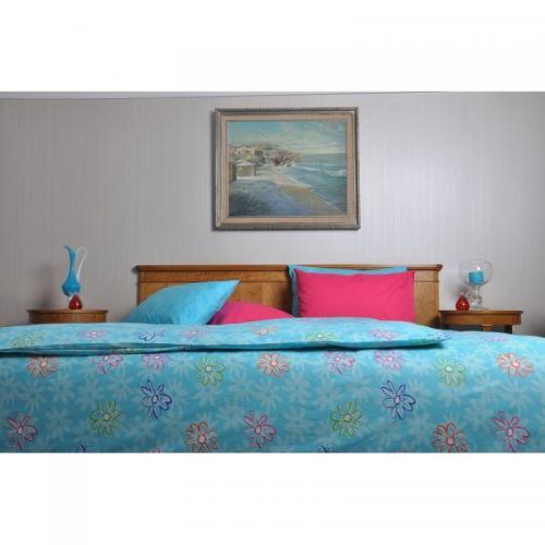 Постельное белье КПБ BRIELLE 107 ранфорс 1.5-спальный