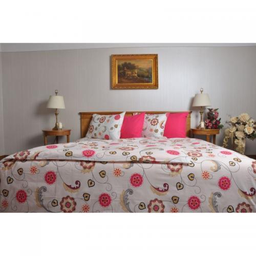Постельное белье КПБ BRIELLE 126 ранфорс 1.5-спальный