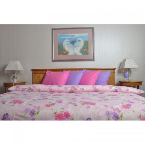 Постельное белье КПБ BRIELLE 133 ранфорс 1.5-спальный