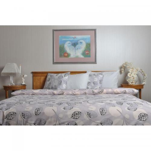 Постельное белье КПБ BRIELLE 164 ранфорс 1.5-спальный