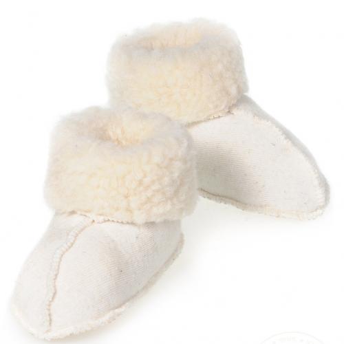Домашние детские сапожки MELO KIDS из натуральной шерсти
