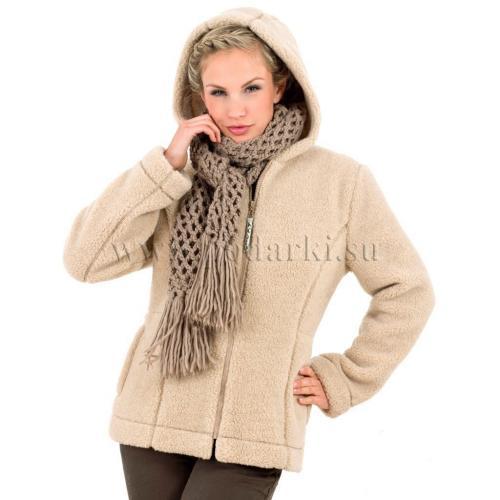 """Куртка из овечьей шерсти """"Барбара"""""""